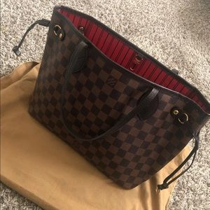 Louis Vuitton Neverfull Damier PM